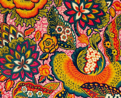 Credit: Liberty Art Fabrics – Patricia Cotton Velvet